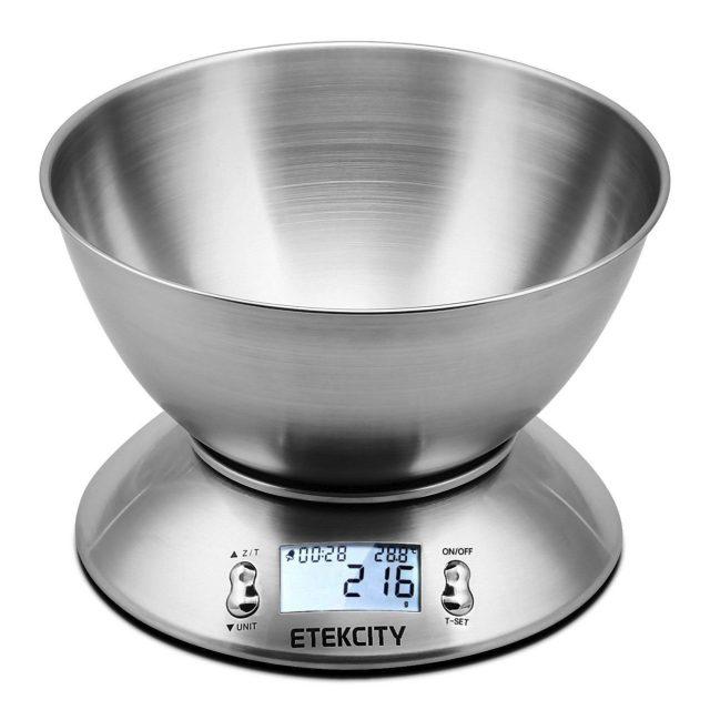 Etekcity EK4150, avis et test : La balance de table la plus complète ?